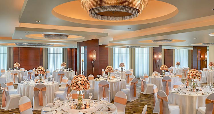 Event Venue at Luxury Hotel in Colombo