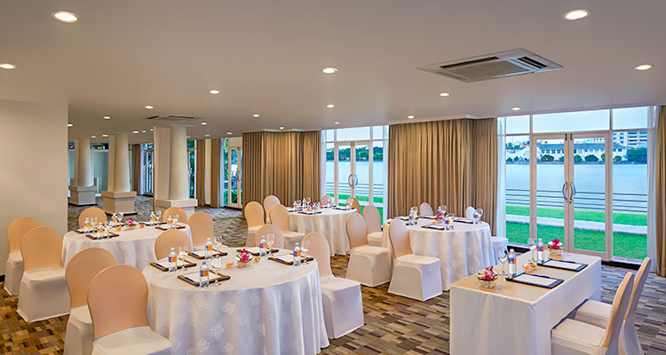 Event Venue at Colombo Luxury City Hotel